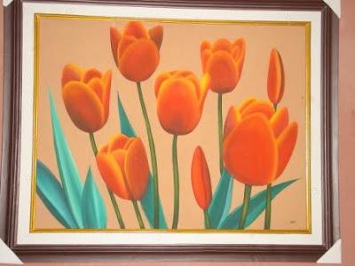 Bunga Kuncup 78 x 60 cm