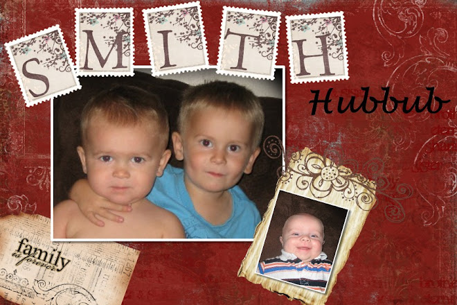 Ryan and Dani's Little Hubbub