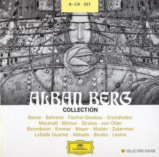 musica del siglo xx: Alban Berg Collection
