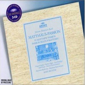 Busco una buena versión de La Pasión según San Mateo - Página 2 Bach+passion+san+mateo+Karl+Richter_