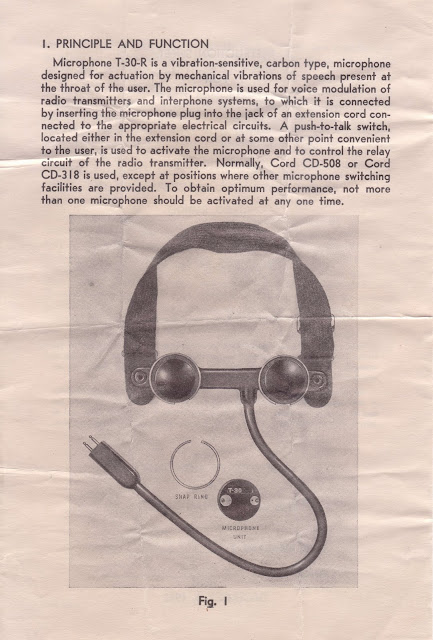 Mº ACH (carrista) USA Microfono+1