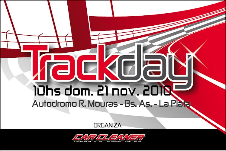 Track Day La Plata 2010