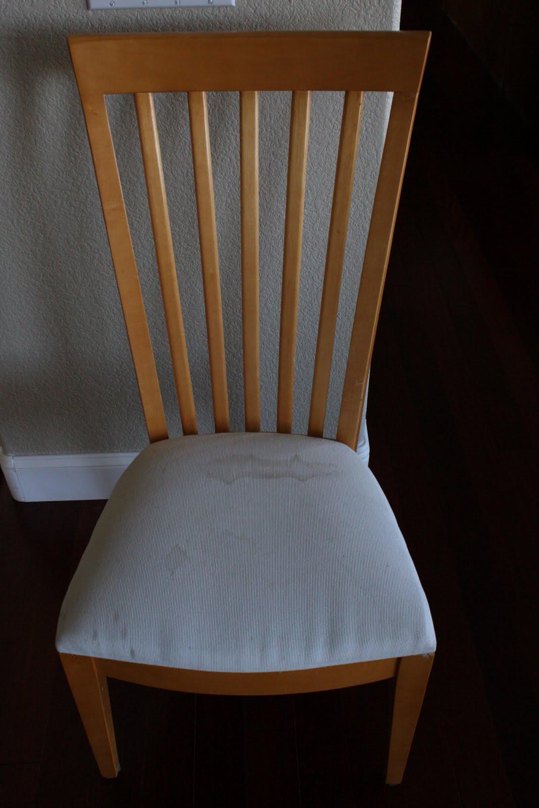 Chair Cushion Vinyl Chair Pads Amp Cushions