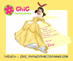 "Invitacion "" Princess - you! """