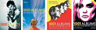 1001 Discos, 4 capas diferentes