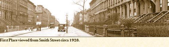 Carroll Gardens Brooklyn History