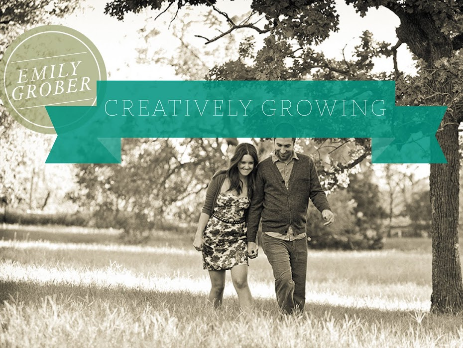 Creatively Growing