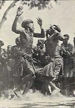 Dança Mucubal