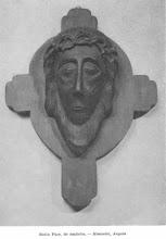 Santa face de madeira Maiombe