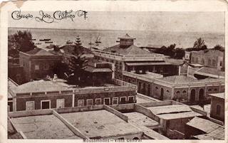Vista de Mossãmedes (centro histórico)