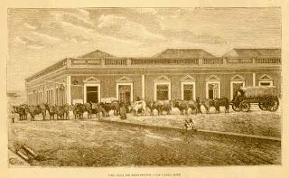 Mossãmedes: Caravana boer