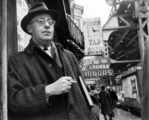 Saul Alinsky, smoker and hero of the have nots!