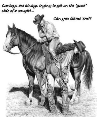 Christian Cowboy Sayings http://www.sodahead.com/fun/which-one-of-these-cowboys-or-cowgirls-do-you-like/question-826827/