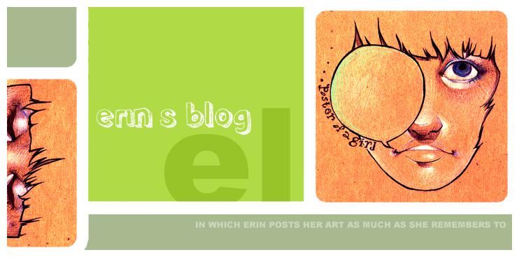 erin's blog