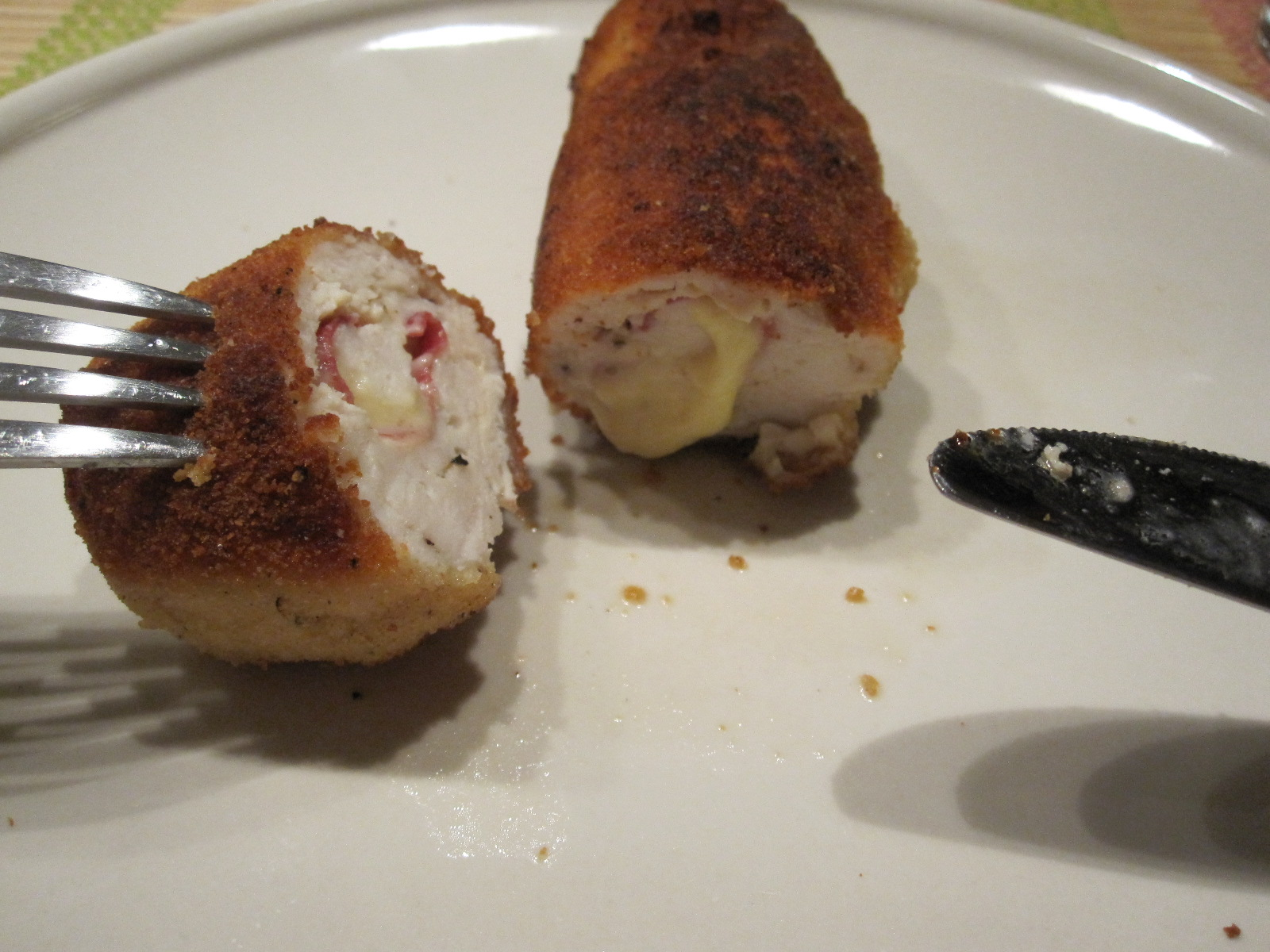Jambonlu tavuk tarifi
