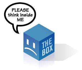 berpikir di luar kotak