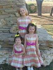 Happy Easter From The Hall Girls!