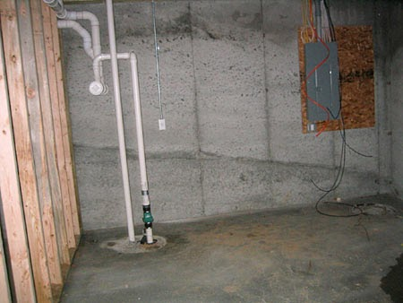 Build Or Remodel Your Own House Basement Concrete Slab