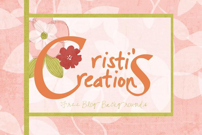 Cristi's Creations