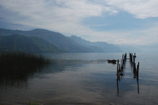 Lake Atitlan, Solola, Guatemala