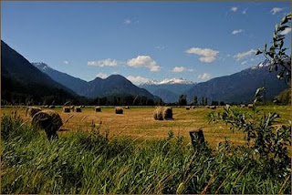 Pemberton Valley, BC, Canada