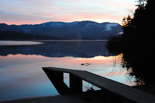 Best Places to See in British Columbia, Sproat Lake, BC