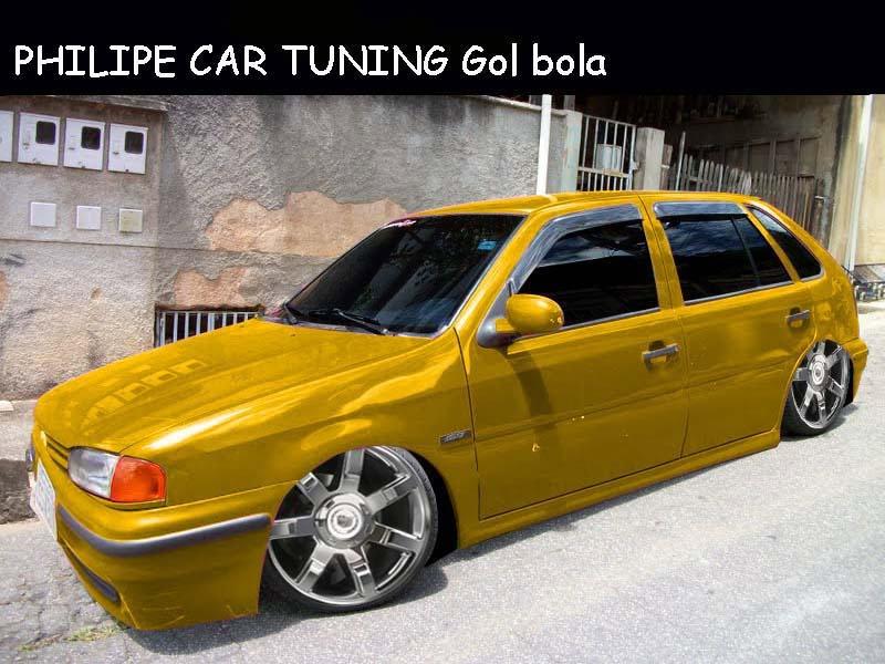 Philipe Car Tuning Volkswagen Gol Bola