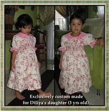 D'liya's daughter