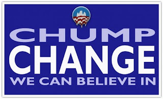 Obama Gives out Chump Change