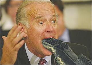 Biden – He's Baaack!