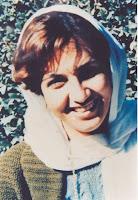 شهدای امر بهائی: خانم سیمین صابری