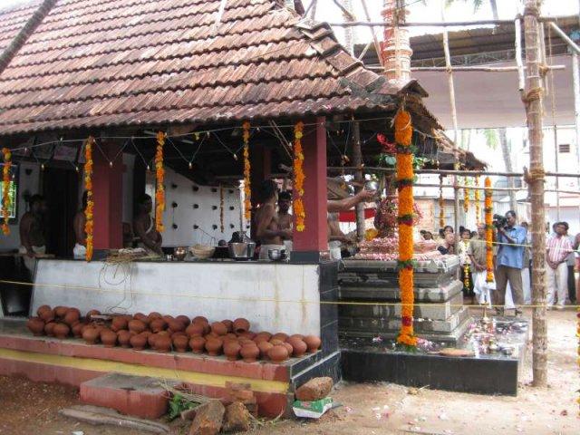 Paramara Bhagavathi Temple Kerala