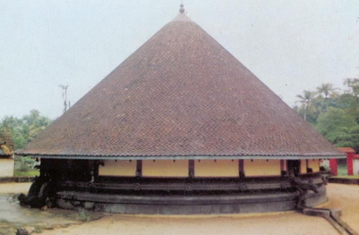 Uliyannur Mahadeva Temple Ernakulam Kerala