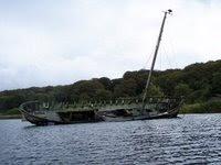 Kajak på Mariager Fjord