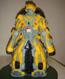 Transformer Birthday Cake Tesco