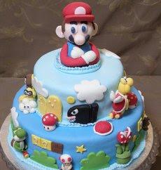 Anime Inspired Cakes