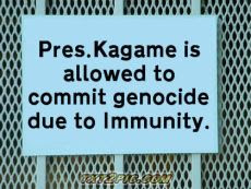 Work on the the creation of the International Trubinal for Kagame, proxy armies and RPF Criminals