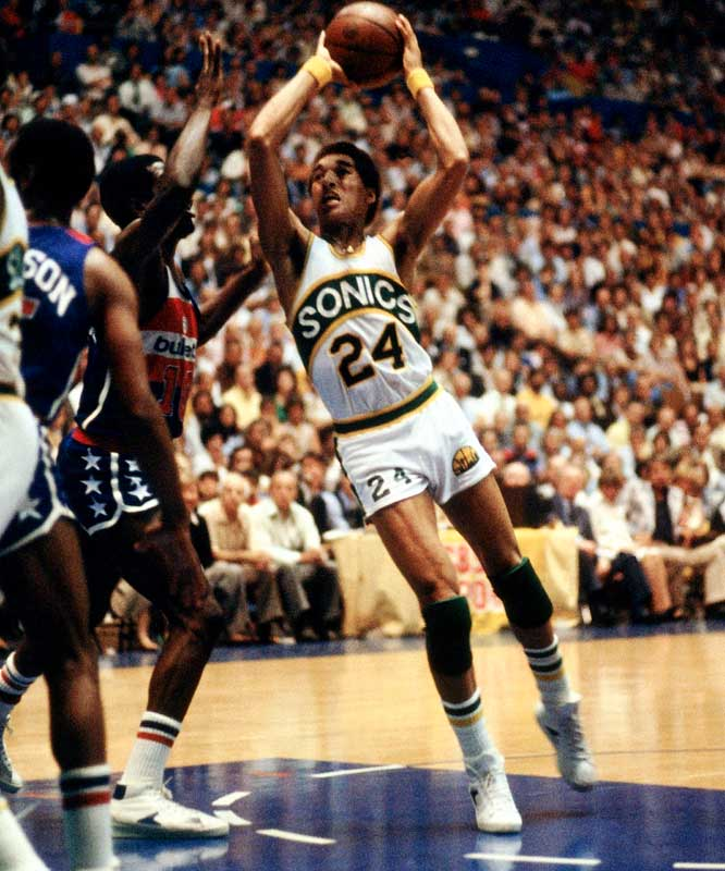 Dennis Johnson, Seattle SuperSonics - 15 of the Worst Single-Game Performances in NBA History ...