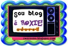 O meu Blog e Roxie!