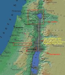 Peta Penginjilan