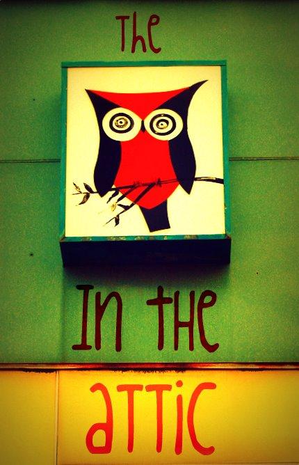 the owl in the attic