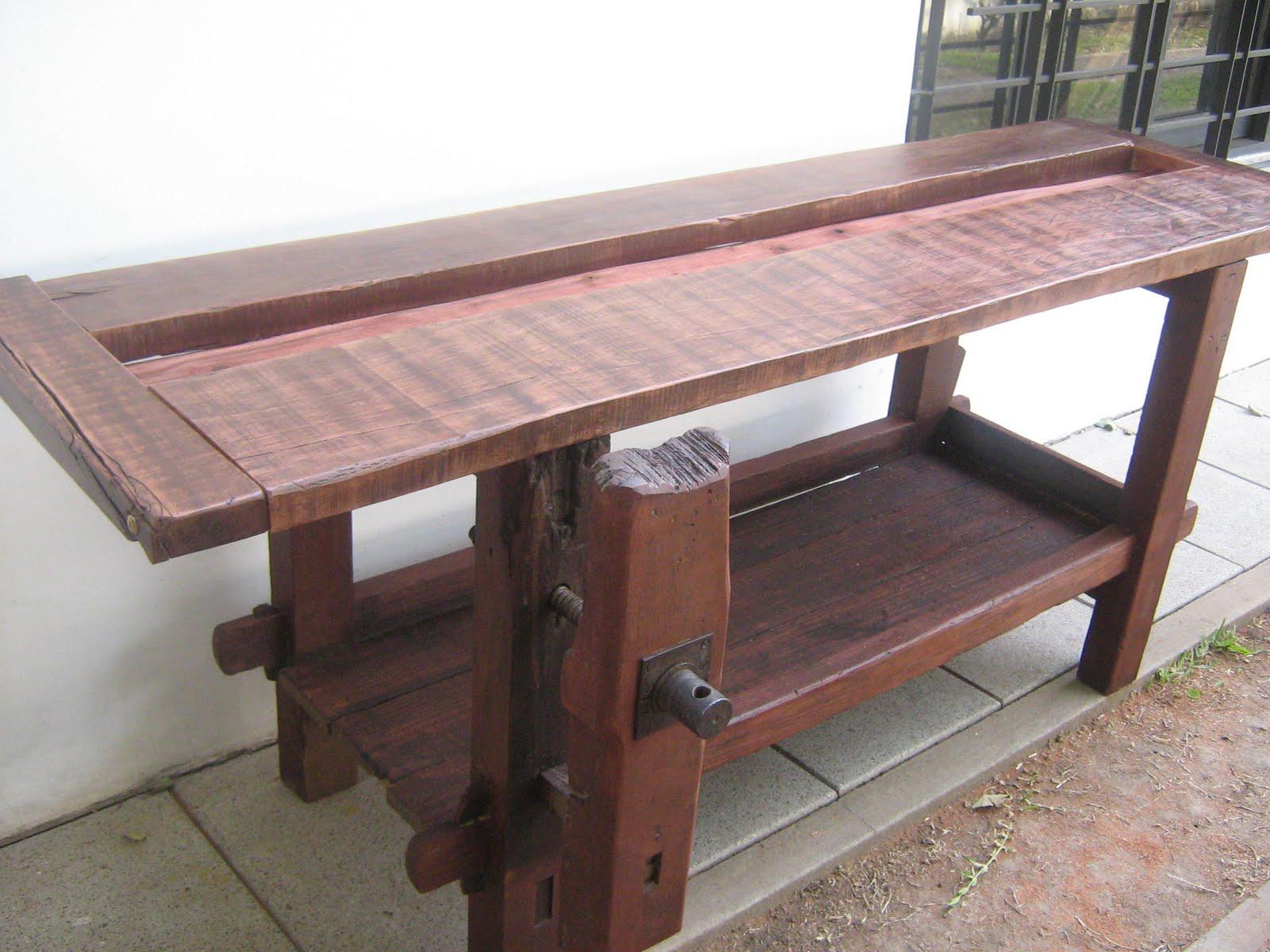 Muebles de madera de quebracho muebles rusticos mesas y - Muebles de madera rusticos ...