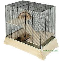 Hamsterkäfig, Gitterkäfig für Zwerghamster