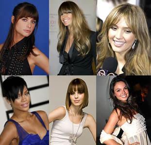 cortes femininos modernos modelos