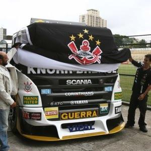 Centenario com toda a força. Truck 2010