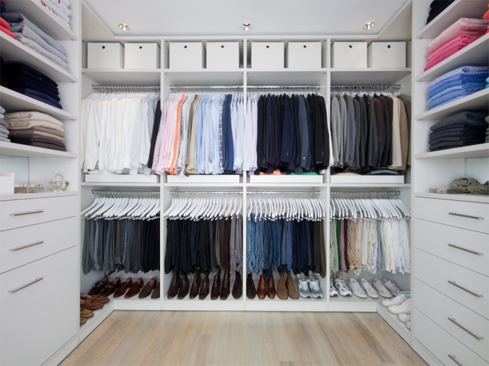 California Closet Design Ideas