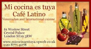Mi cocina es tuya - Café Latino