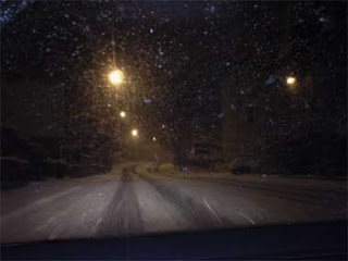 Nevando en Febrero