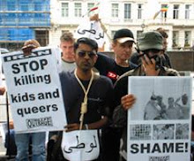 Protest Against Iranian Execution of Kids & Gays