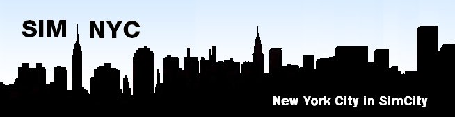 New York City in SimCity